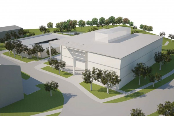 Cambridge Science Park Concept Render 1